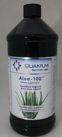 Aloe-100â¢; Quantum
