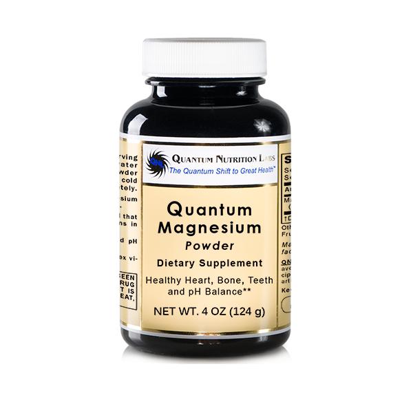 Magnesium Powder; Quantum