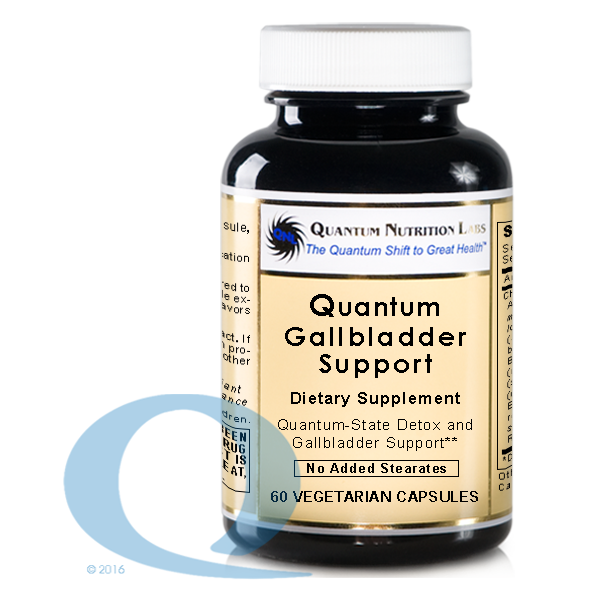 Gallbladder Support; Quantum