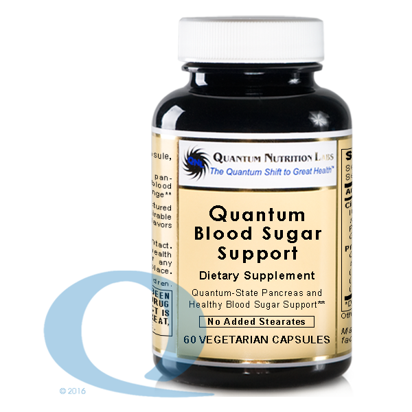 Blood Sugar Support; Quantum