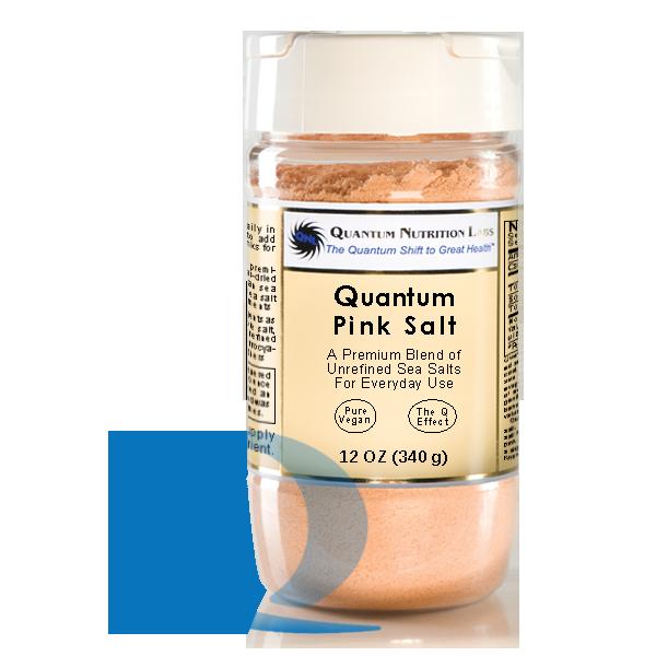 Pink Salt; Quantum