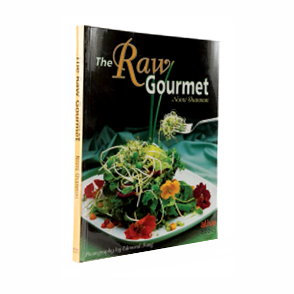 The Raw Gourmet - Healthy Living Direct