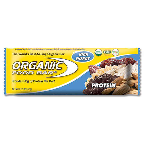 Healthy living catalog foods reduce belly fat for Organic food bar