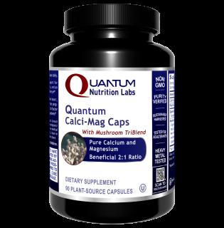 Calci-Mag Caps, Quantum