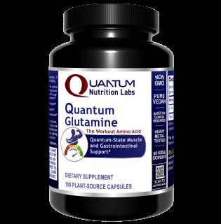Glutamine, Quantum