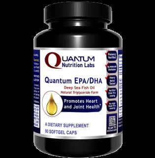 EPA/DHA Softgels, Quantum