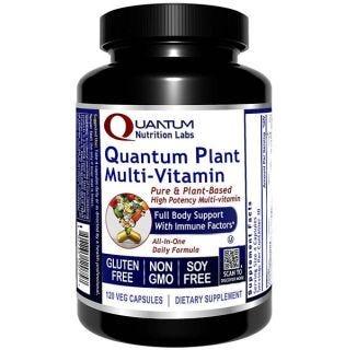 Plant Multi-Vitamin, Quantum