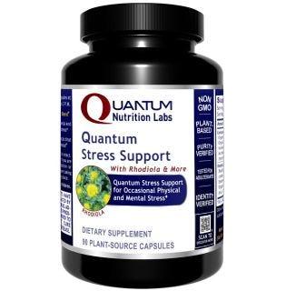 Stress Support, Quantum