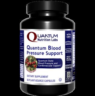 Blood Pressure Support, Quantum