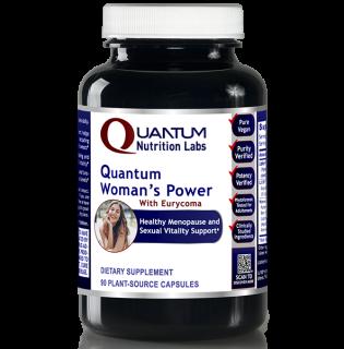 Woman's Power, Quantum