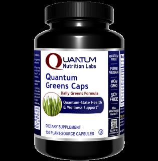Greens Caps, Quantum