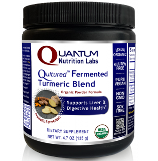 Qultured™ Fermented Turmeric Blend (4.7 oz)