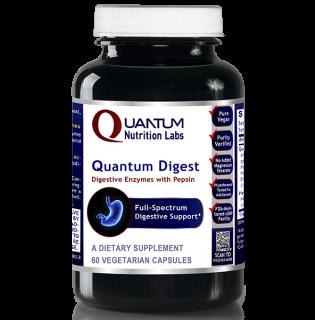 Digest, Quantum