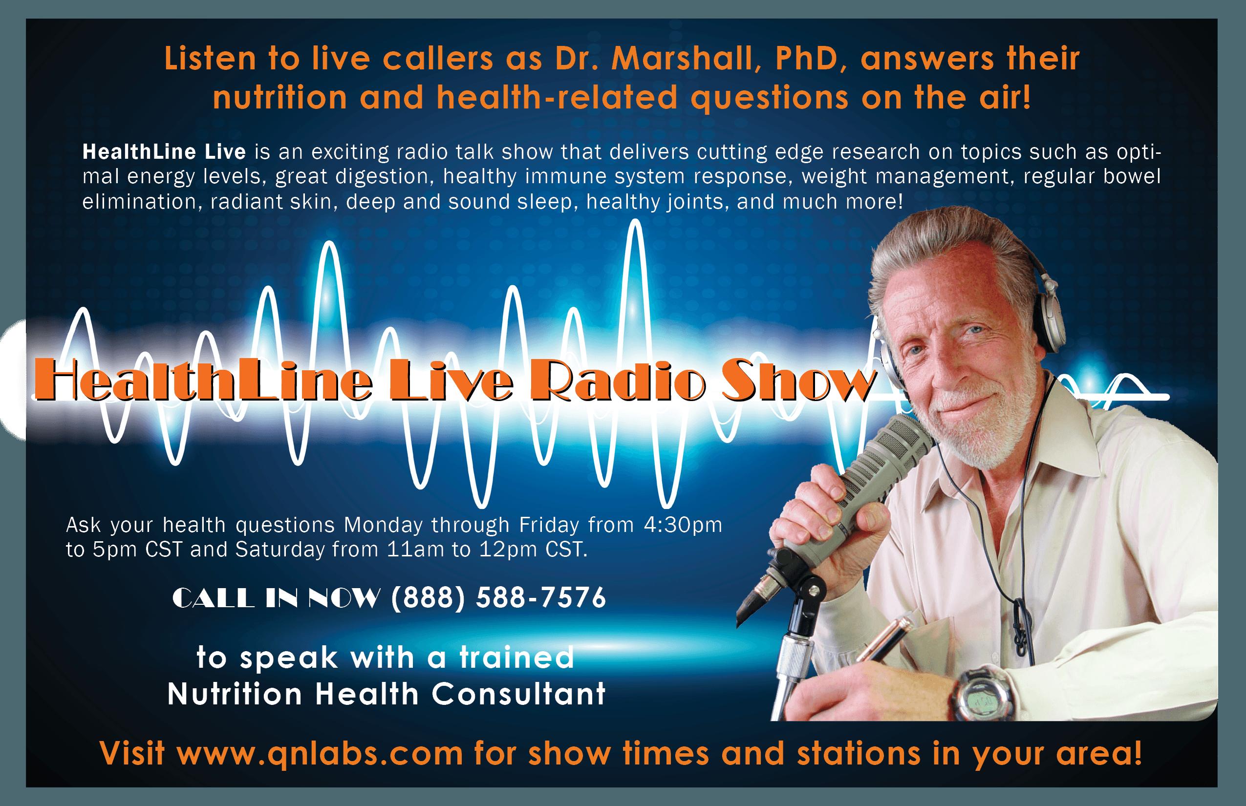 Healthine Radio