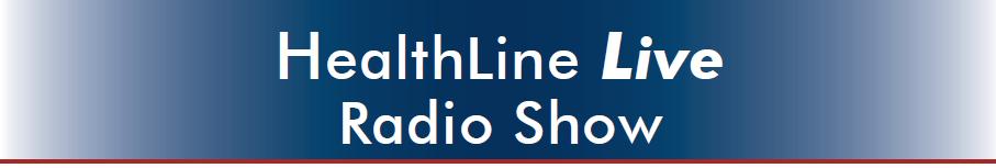 Healthline Radio Show Header
